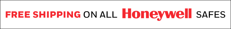 free shipping on honeywell safes, gun safes