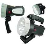 LED Flashlights & Spotlights