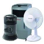 Honeywell Heaters, Fans, Air Coolers and Air Conditioners