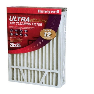 Honeywell CF200A1016 4-Inch Ultra Efficiency Air Cleaning Filter 20x25x4