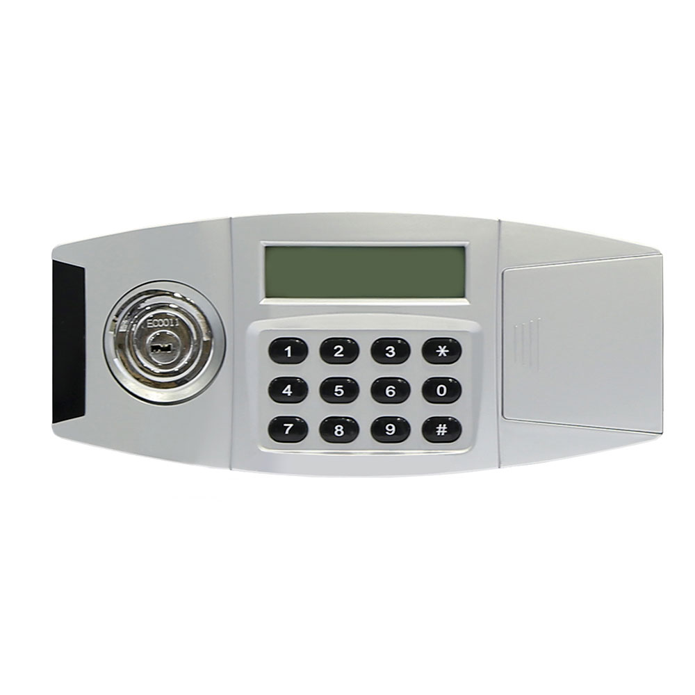 Honeywell 2114 Fire & Water Resistant Steel Security Digital Safe (1 07 cu  ft )