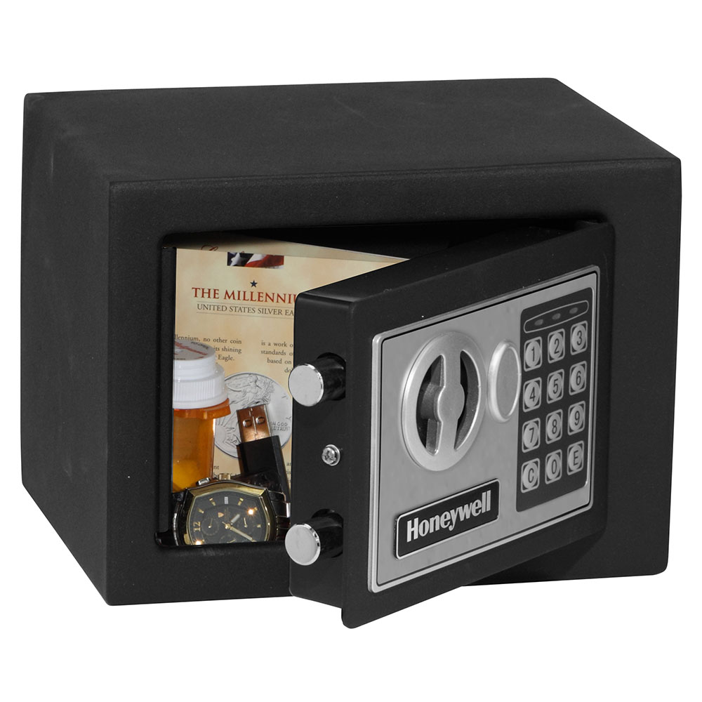 Honeywell 5005 Small Digital Steel Security Safe (0.17 Cu. Ft .)