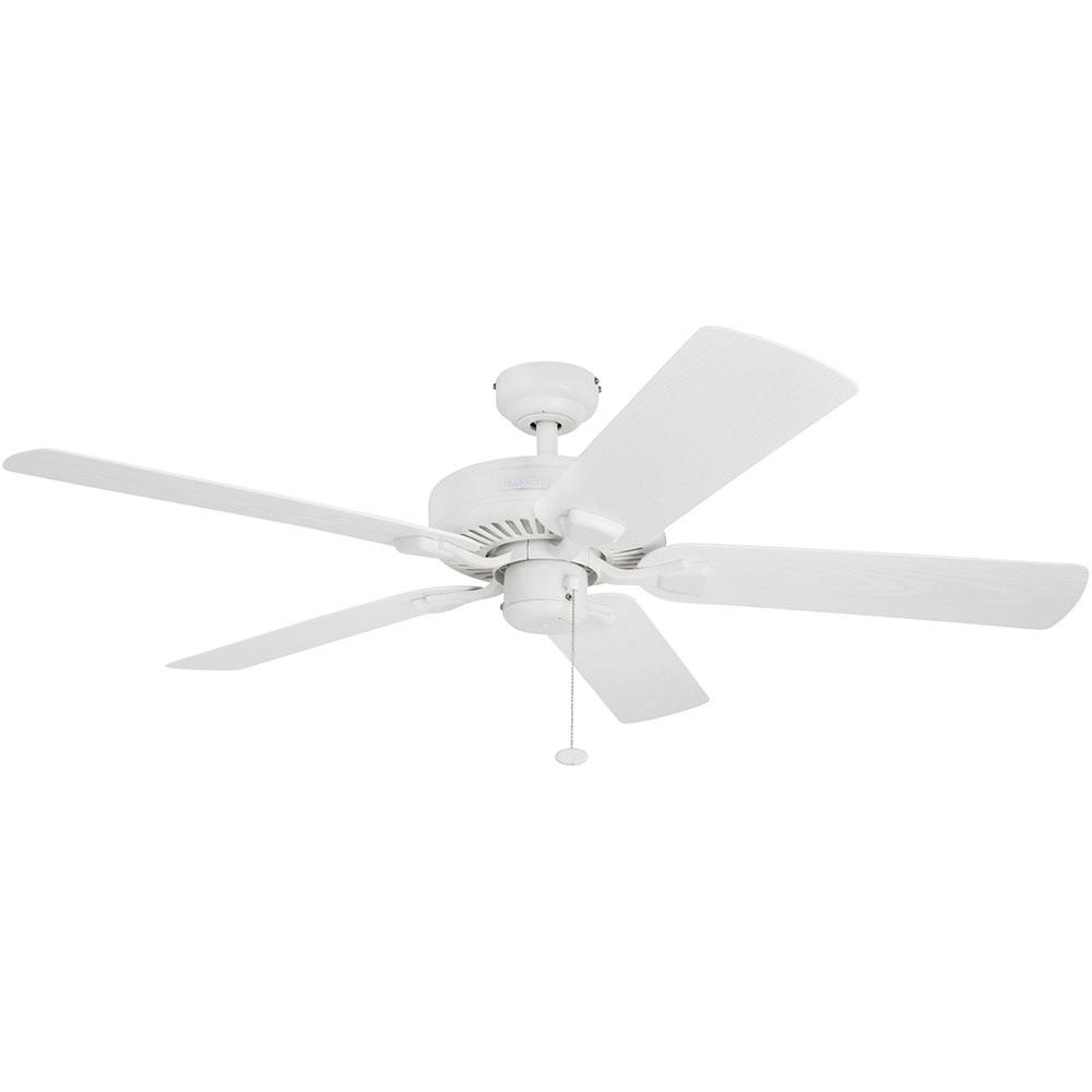 outdoor ceiling fans white. Honeywell Belmar Outdoor Ceiling Fan, White Finish, 52 Inch - 50198 Fans