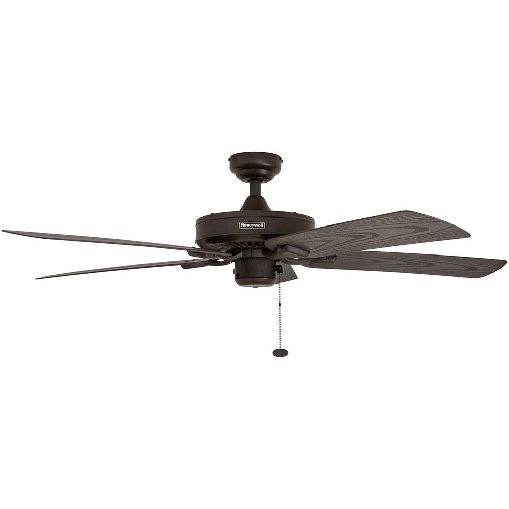 Honeywell Belmar Indoor Outdoor Ceiling Fan Bronze Finish