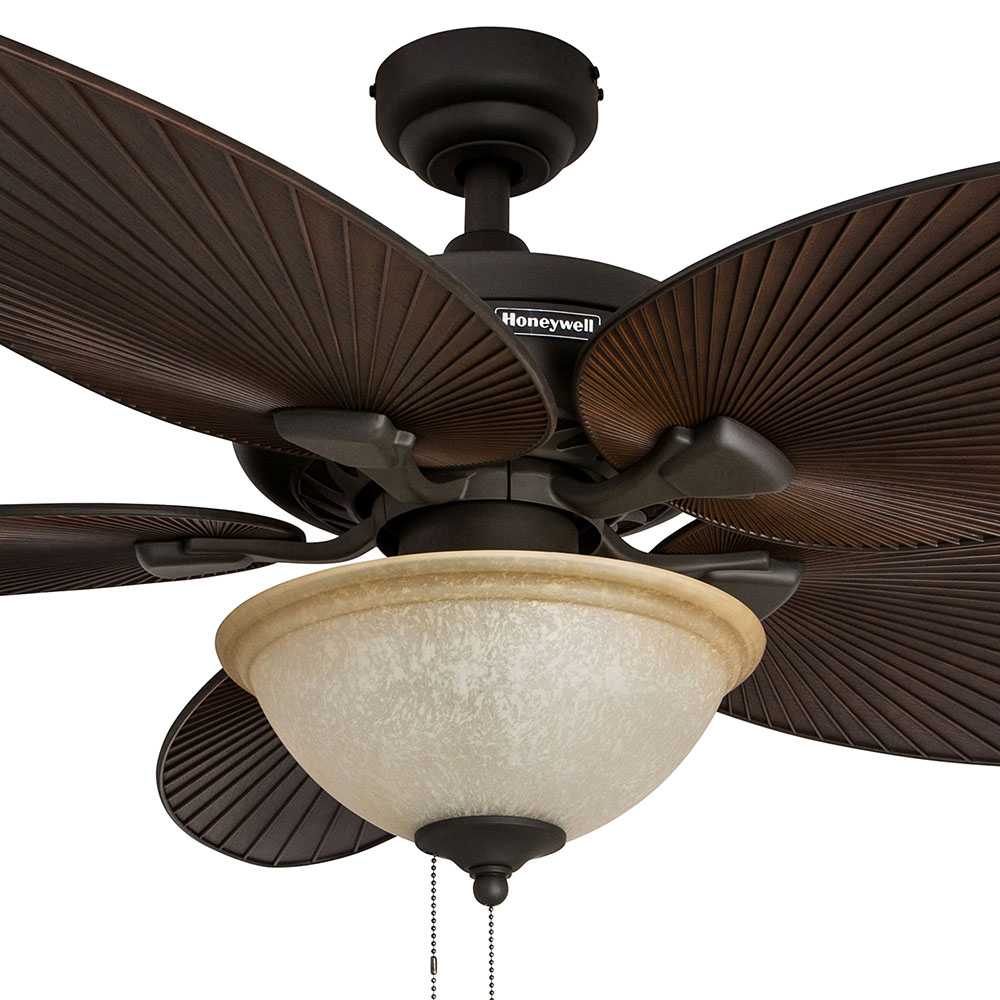 Honeywell Palm Island Ceiling Fan Bronze Finish 52 Inch 50202 Wiring Diagram 1 For The Home Pinterest With Light