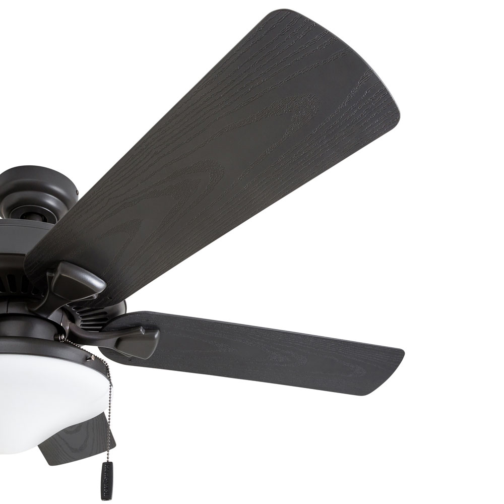 Honeywell Belmar 52-Inch Bronze Indoor/Outdoor LED Ceiling Fan - 50512-03