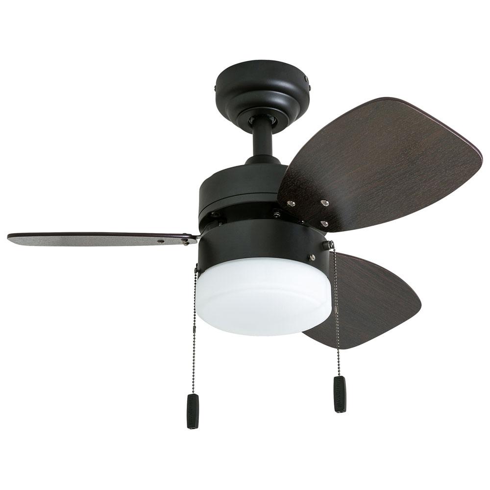 Honeywell Ocean Breeze Ceiling Fan Bronze Finish 30 Inch