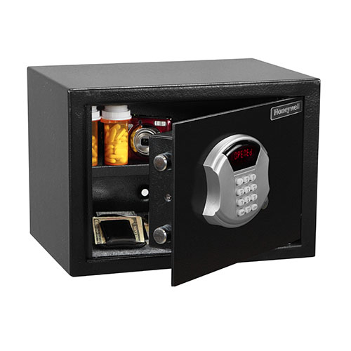 Honeywell 5113 Steel Security Safe (.50 cu ft.) - Digital Lock