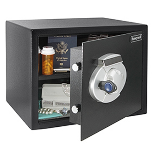 Honeywell 5203 Steel Security Safe (0.90 cu ft.) - Digital Dial Lock