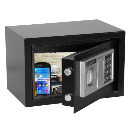 Honeywell 5301DOJ Steel Security Safe with Digital Lock (.28 cu ft.)