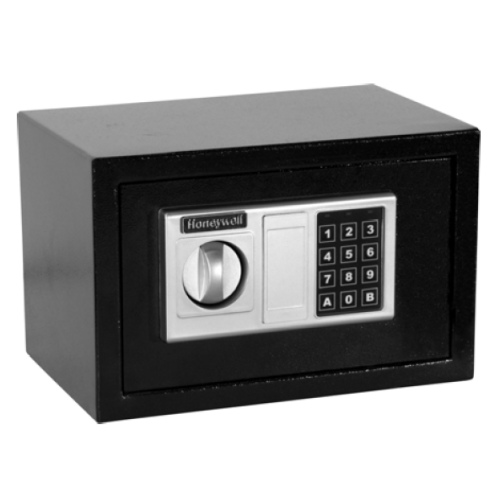 Honeywell 5301DOJ Steel Security Safe with Digital Lock (.28 cu')