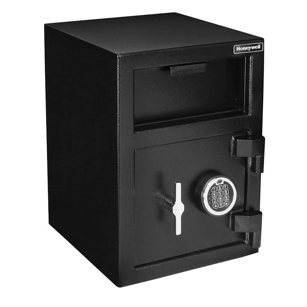 Honeywell 5912 Digital Steel Depository Security Safe With