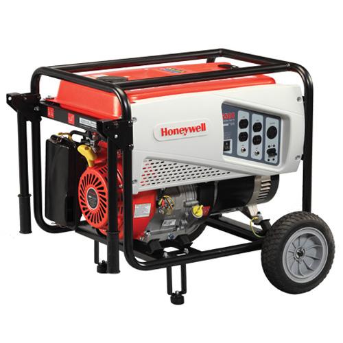 Honeywell Model # 6500-6038, 6,500 Watt 389cc OHV Portable