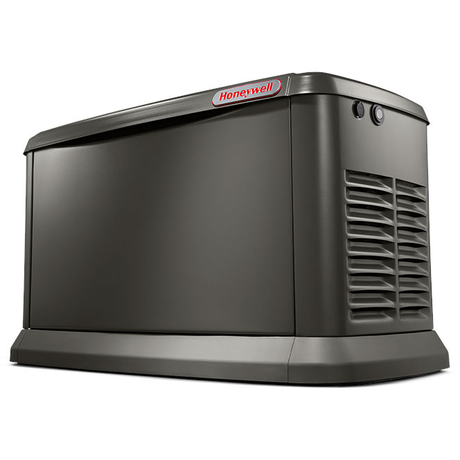 Honeywell Wifi 11kW Air Cooled Home Standby Generator With Mobile Link - 70581