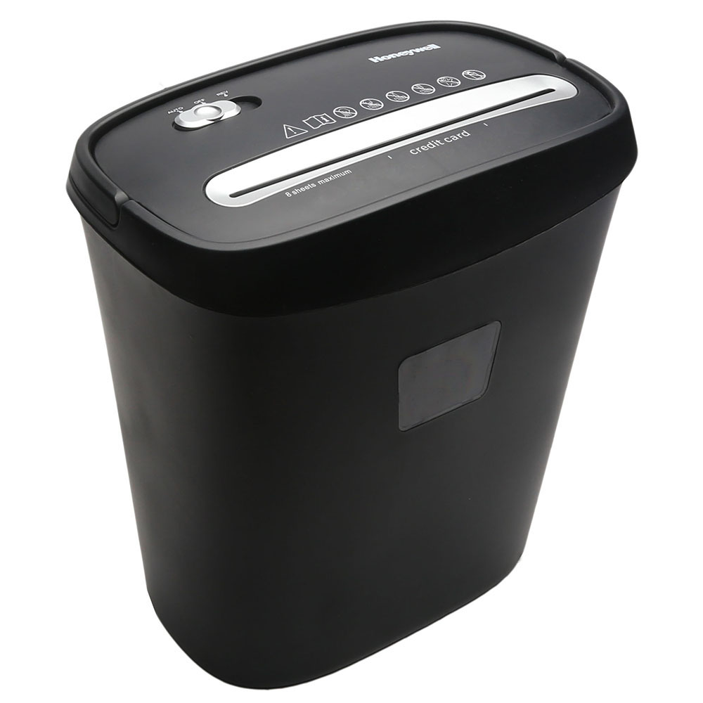 Honeywell 9308f 8 Sheet Cross Cut Paper Shredder