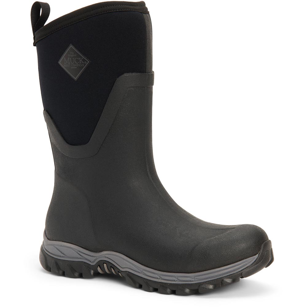 Muck Boots As2m 000 Arctic Sport Ii Mid Cut Winter Boot