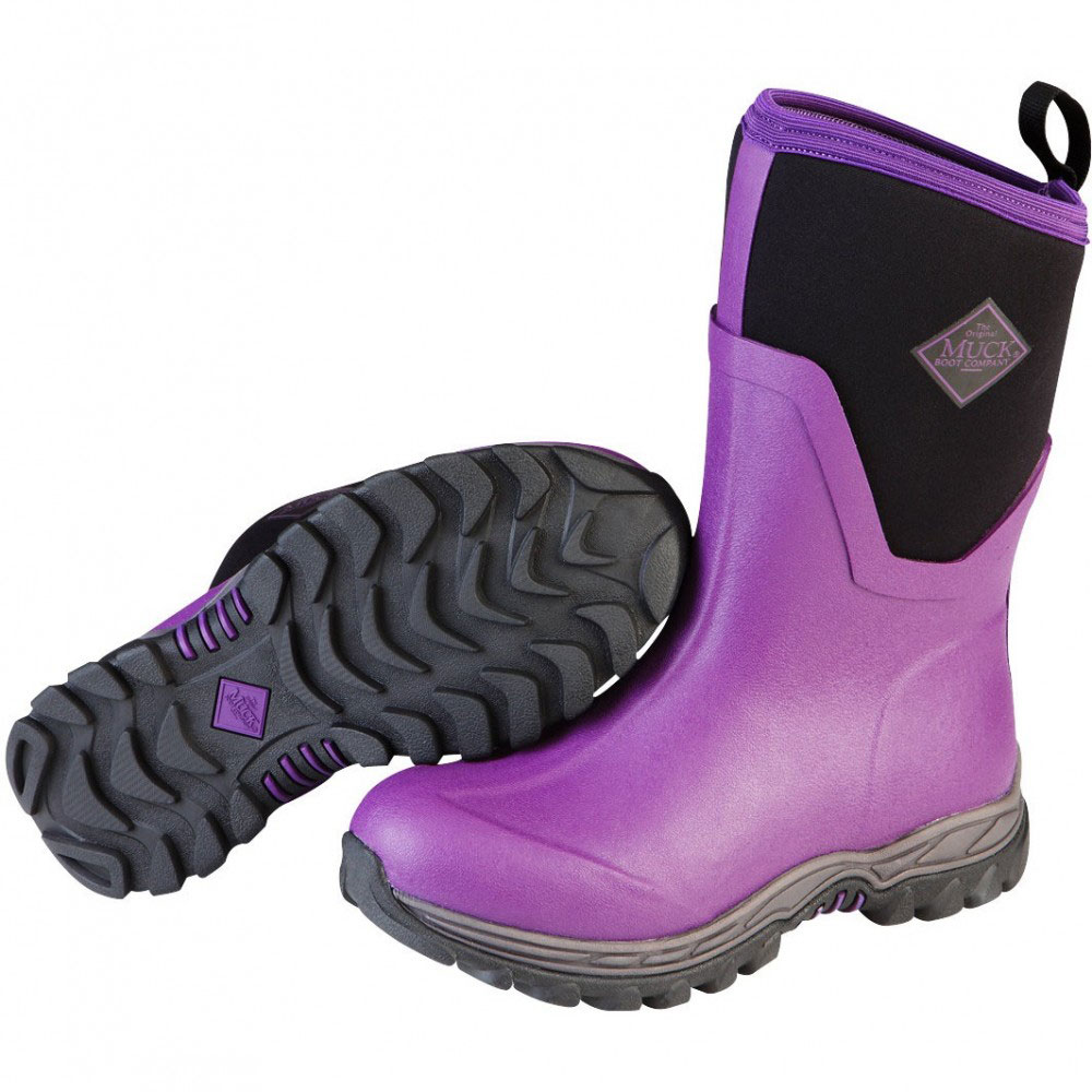 230c05d22 Snow Boots Muck Boot Womens Arctic Sport II Mid Extreme Conditions Sport  Boot AS2M-000