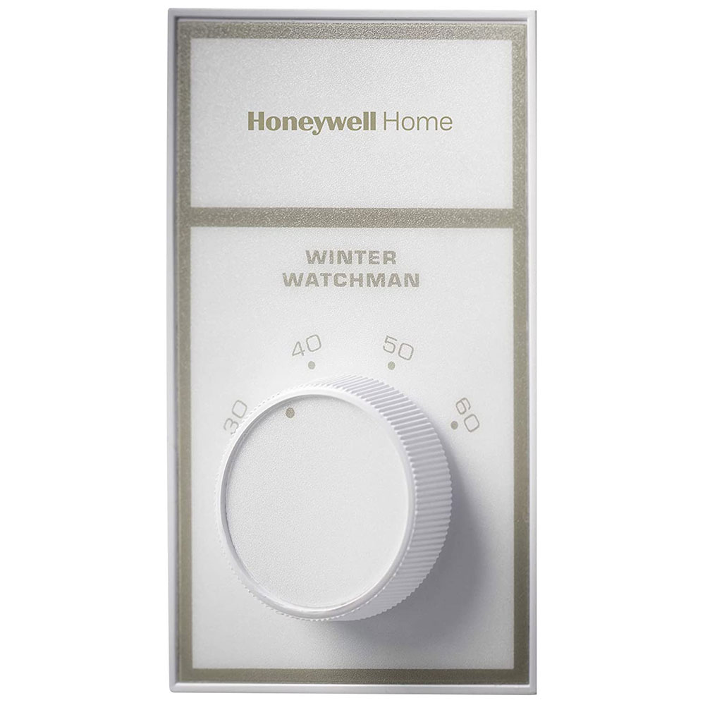 Honeywell CW200A1032 Winter Watchman Non-Programmable Thermostat