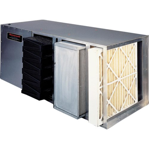 Industrial Air Cleaners : Honeywell f a commercial ductable or stand alone