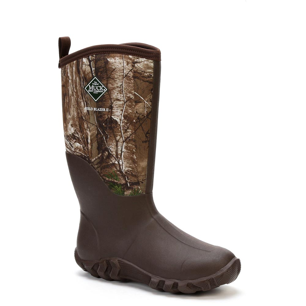 Muck Boots Fieldblazer II All Terrain Sport Boot, Realtree Xtra, FB2-RTX