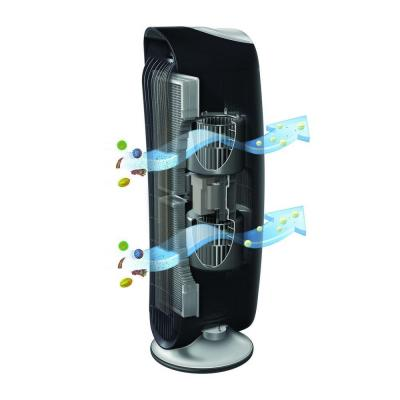 Honeywell HEPAClean Tower Air Purifier with HEPA-Type Filters, HHT-081