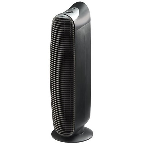 honeywell hht 081 hepaclean tower air purifier with hepa. Black Bedroom Furniture Sets. Home Design Ideas