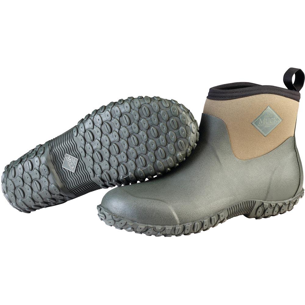 9aa9b38e9 Muck Boots M2A-300 Muckster II Ankle High Waterproof Boot Moss/Green |  Honeywell Store