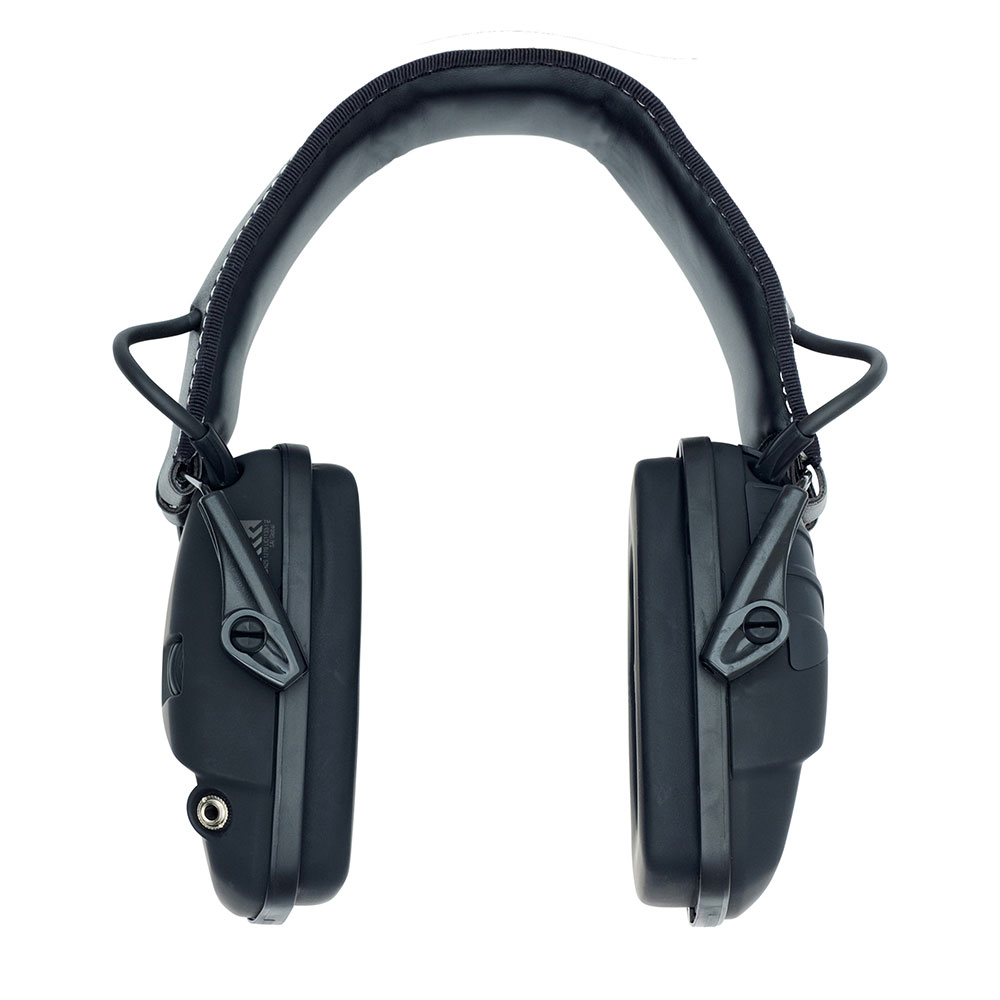 Honeywell Impact Sport Tactical Sound Amplification Electronic Earmuff with Hard Case & Accessories - R-02601