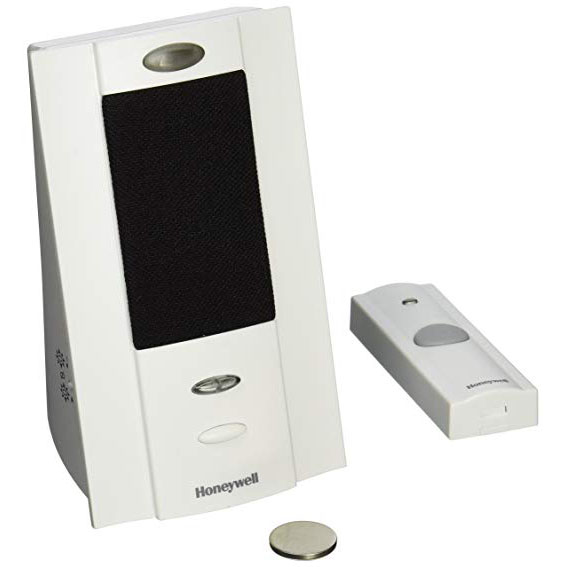 Honeywell RCWL210A1005/N P2-Portable Wireless Door Chime