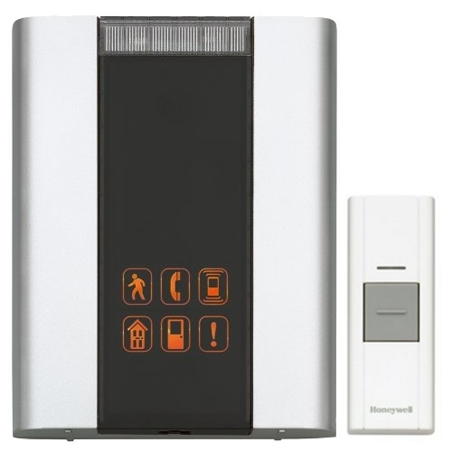 Honeywell RCWL330A100/N P4-Premium Portable Wireless Door Chime and Push Button  sc 1 st  Honeywell Store & Honeywell RCWL330A100/N P4-Premium Portable Wireless Door Chime ... pezcame.com