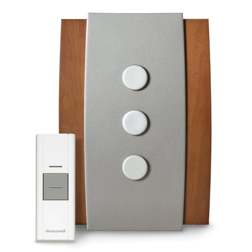 Honeywell RCWL3504A1008/N Decor Wireless Door Chime