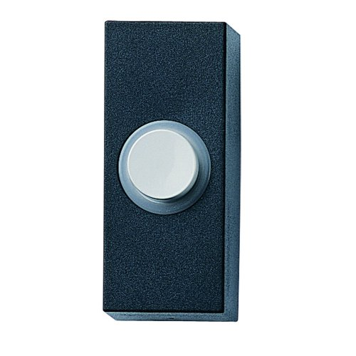 Honeywell RPW102A1001/A Wired Recessed Push Button for Door Chime