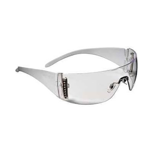 Honeywell SXP1 Safety Eyewear, Frosted Frame, Clear Lens, Scratch-Resistant Hardcoat Lens Coating - RWS-51076