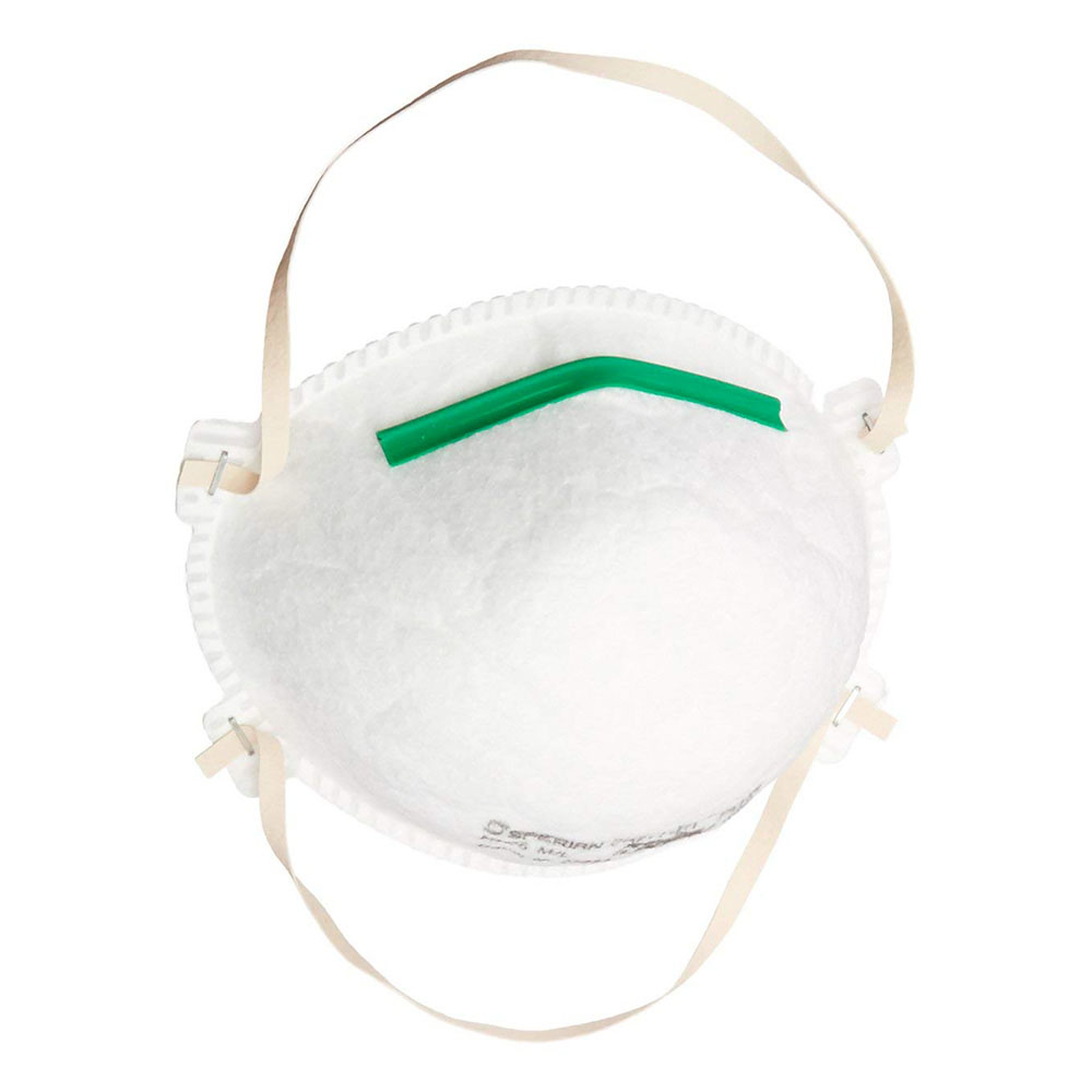 Honeywell Saf-T-Fit Plus N95 Disposable Respirator, 2-pack - RWS-54002