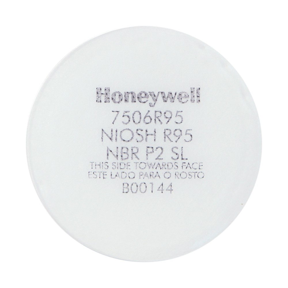 Honeywell R95 Pre-Filter Replacement Kit, for Honeywell Convenience Pack Respirators, 2 pk - RWS-54039