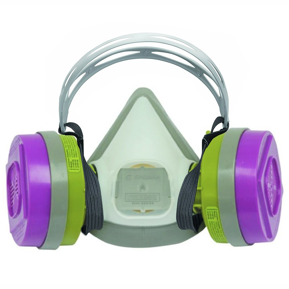 Honeywell Sperian Disposable MC/P100 Multi-Purpose Respirator Freedom Series, Pre-assembled - RWS-54045
