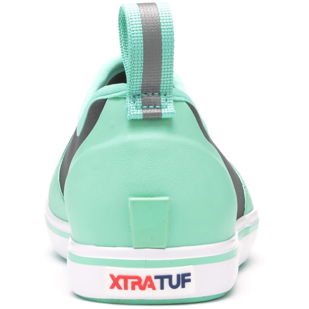 XTRATUF Women's Sharkbyte Womens Deck Shoes, Seafoam - XWDS-300