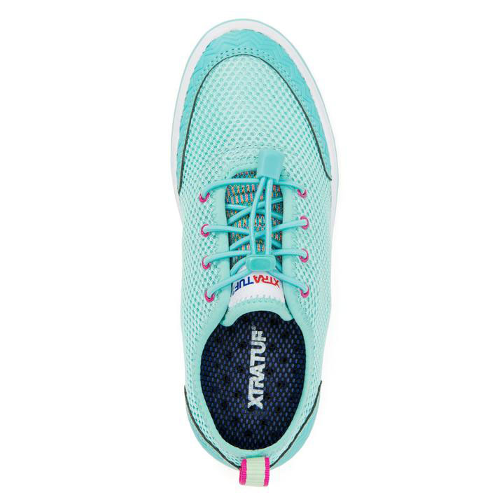 XTRATUF Women's Riptide Water Shoes, Teal - XWR-301