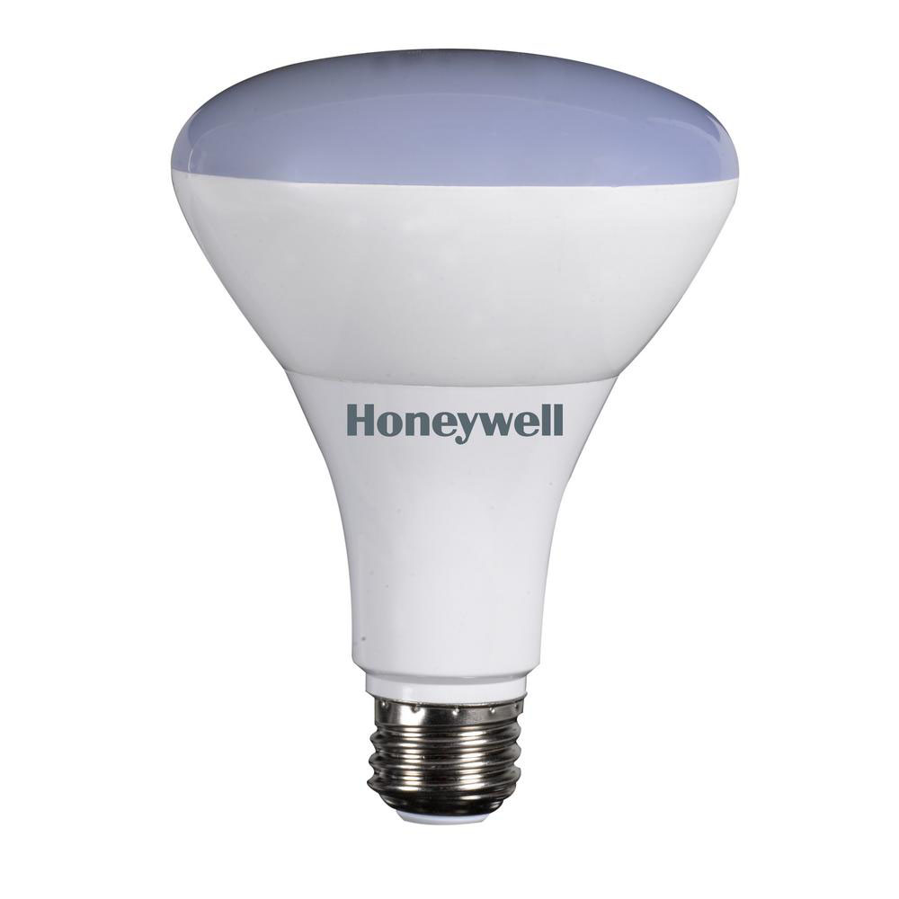 Honeywell 10W, 65W Equivalent, Br30 Dimmable LED Bulb Set (8-Pack), B306527HB820