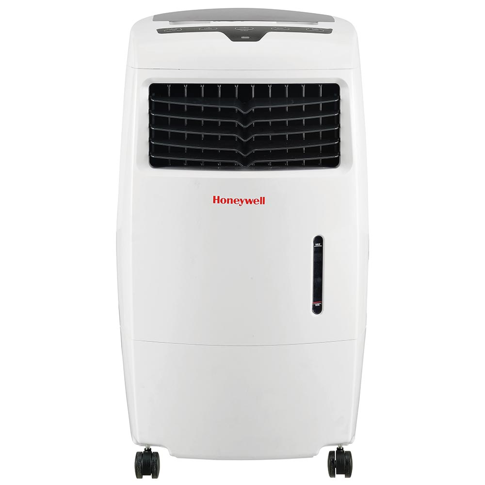 Honeywell CL25AE Evaporative Air Cooler For Indoor Use - 25 Liter (White)