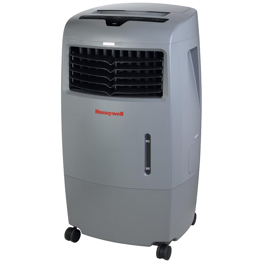 Air Handling Evaporative Cooling : Honeywell co ae evaporative air cooler for indoor and