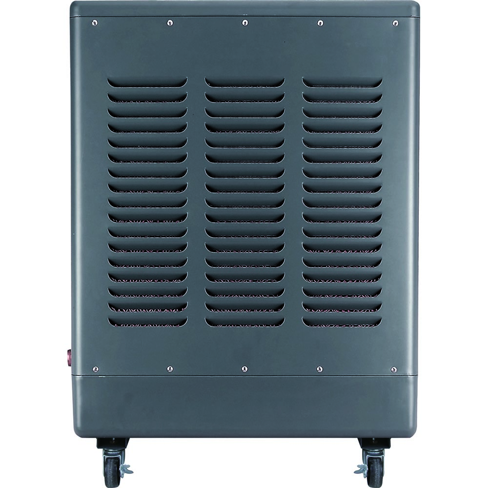 Honeywell CO25MM Wide Mouth Evaporative Air Cooler For Indoor and Outdoor Use - 25 Liter (Dark Grey)