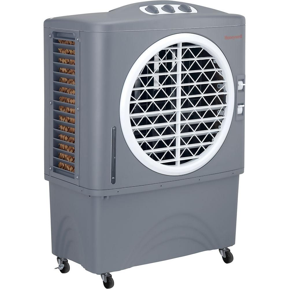 Honeywell CO48PM Evaporative Air Cooler For Indoor, Outdoor & Commercial Use - 40 Liter (Grey)