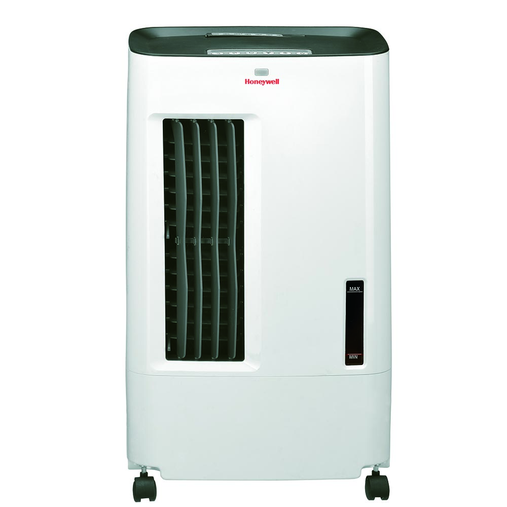honeywell cs071ae evaporative air cooler for indoor use in small rooms 7 liter white