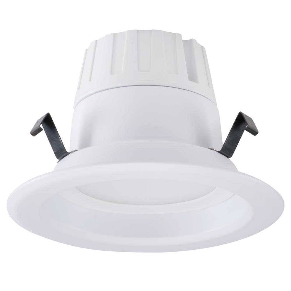 pretty nice 63f05 cbb33 Honeywell LED Downlight Series Retrofit Lamp, White, D416530HB110