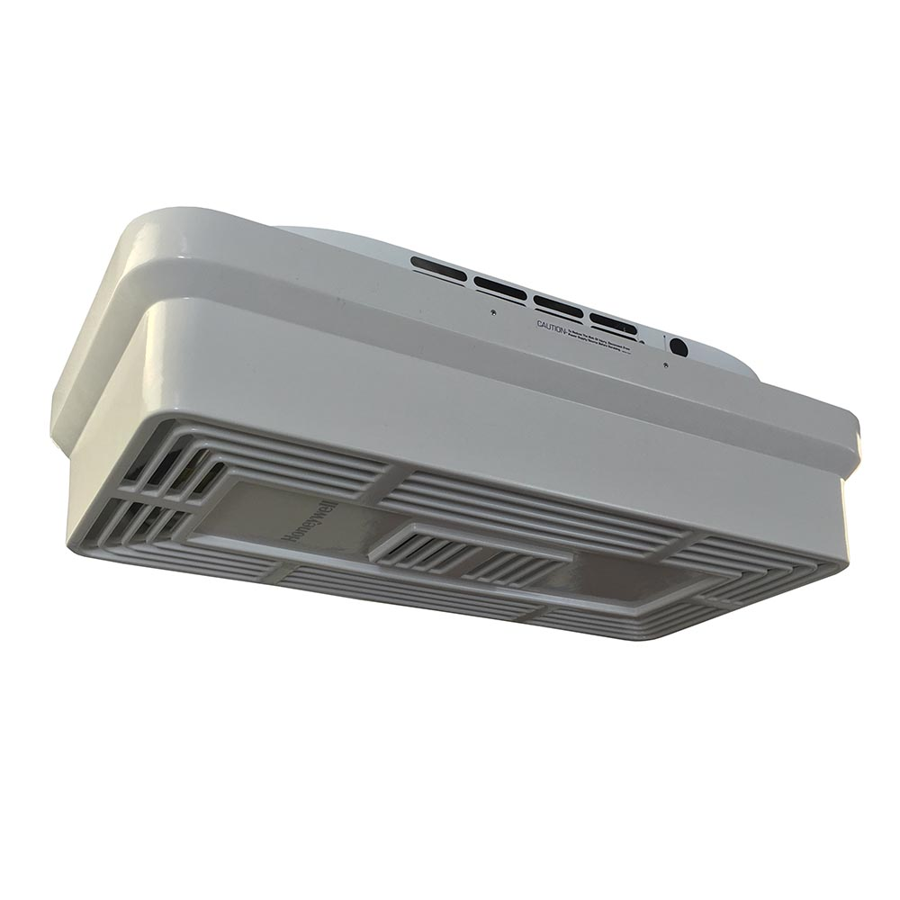 Honeywell F114C1008 Commercial Ceiling Mount Media Air Cleaner with 95% Media Filters, CPZ Canister and Prefilter
