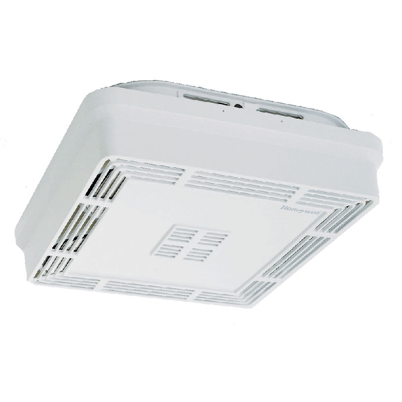 Honeywell F115A1064 Commercial Ceiling Mount Media Air Cleaner with 99.97% HEPA Filter and  Prefilter
