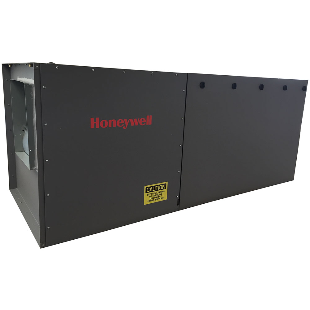 Honeywell F116A1047 Commercial Ductable or Stand Alone Two- Stage Media Air Cleaner
