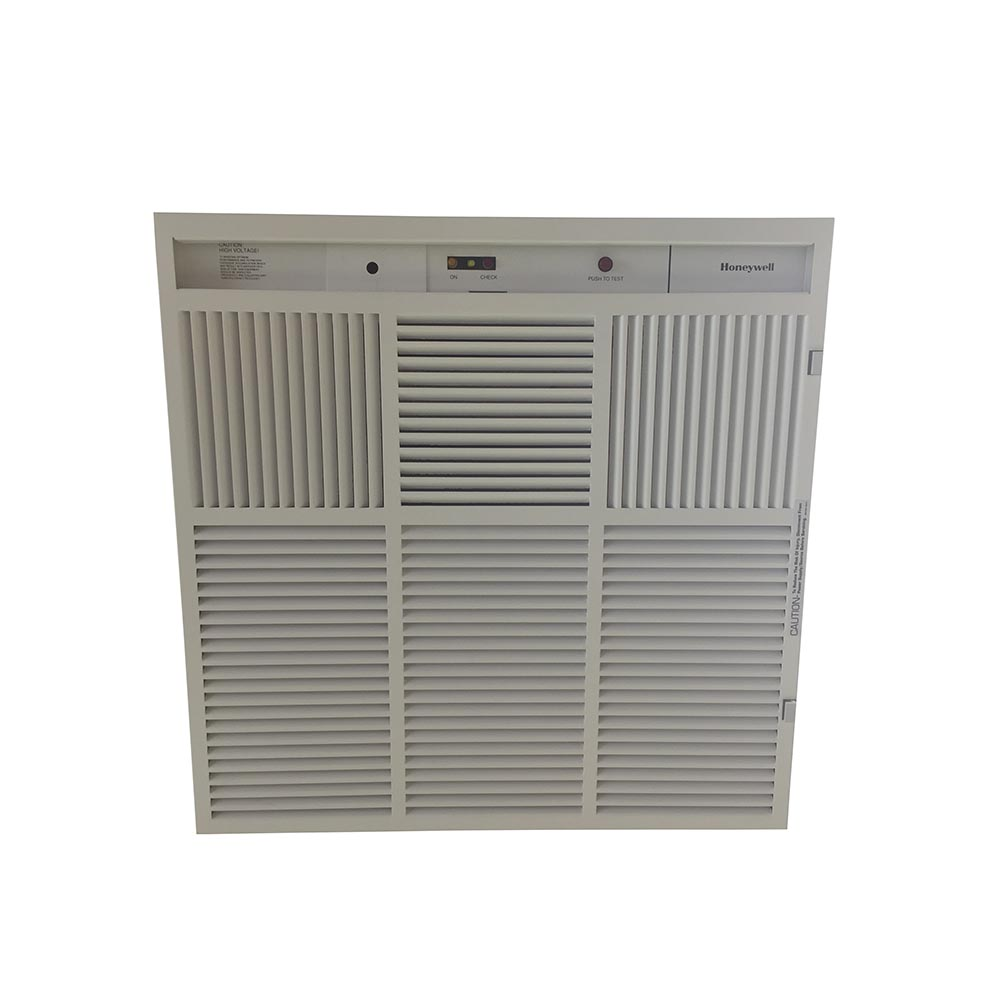 Honeywell F57b1026 Flush Mounted Electronic Air Cleaner With One Heavy Duty Commercial Cells 485 Cfm Honeywell Store