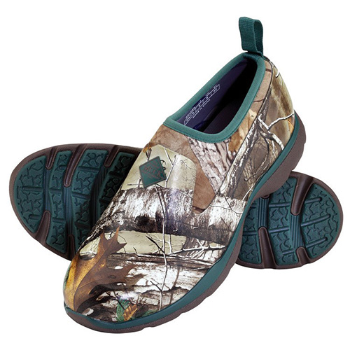 Muck Boots Excursion Pro Low-Cut Shoe in Real Tree Xtra Camo, FRLC ...